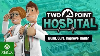 Two Point Hospital - Release Date Announce