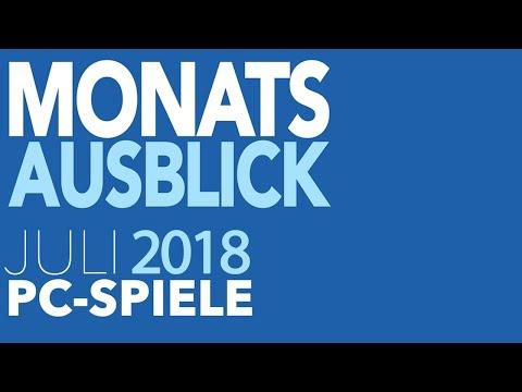 Neue PC-Spiele im Juli 2018 - Vorschau: Sommerloch mit kleinen Highlights