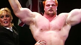 Ten Most Massive Physiques in Wrestling History Brock Lesnar to Jeep Swenson