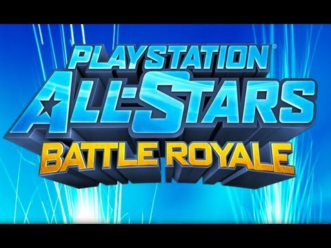 All Stars Battle Royale - Jogando com Kratos