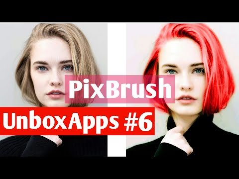 PixBrush | Best Photo editing app for Android | Best Photo Editor 2017 - Simple Editor!