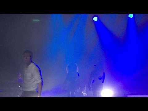 John Newman (Rudimental) Not Giving In HD LIVE @ Manchester Apollo 20 October 2014