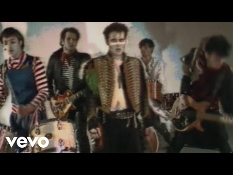 Adam Ant - Kings of The Wild Frontier