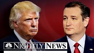 Trump's Big Night to Cap End of Raucous and Unruly Convention | NBC Nightly News