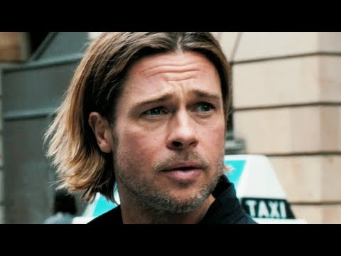 World War Z Trailer 2013 Brad Pitt Movie - Official [HD]