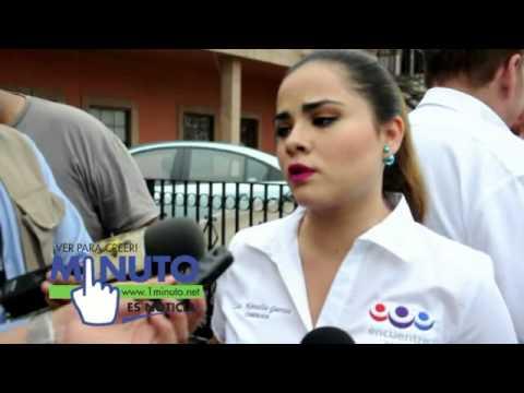 Cuestiona Natalia destino de recursos para jóvenes