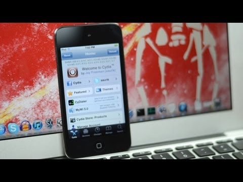 How To Get Live Wallpaper On IPod Touch With No Jailbreak