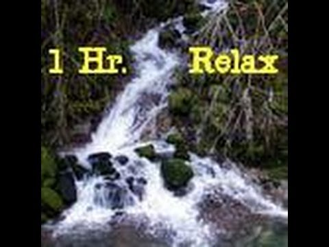 Relaxing Music 1 Hour Of Peaceful Instrumentals To Waterfall - Relaxintojoy video