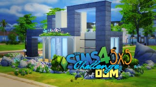 The Sims 4 Challenge - Speed Build 5x5