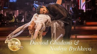 Davood & Nadiya Rumba to 'Wicked Game' by Chris Isaac - Strictly Come Dancing 2017