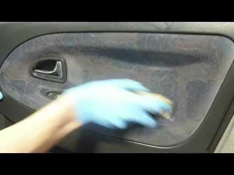 Upholstery Cleaning - Car Cleaning Guru (Full Video)