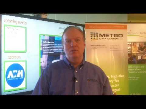 Metro Data Center's Community Center - Rob Kopp