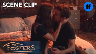 The Fosters   Season 5, Episode 7: Callie & Aaron's First Time   Freeform