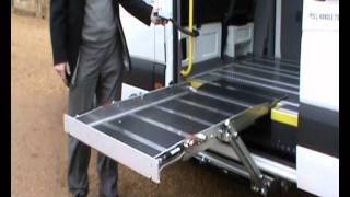 AMF K90 side lift demonstration video