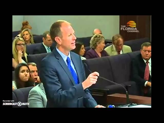 "Evidence of Gov. Rick Scott's ban on ""climate change"""