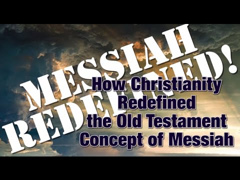 CHRISTIANITY REDEFINED MESSIAH (One For Israel Maoz Messianic Jews For Jesus Jewish Voice Igod.co.il