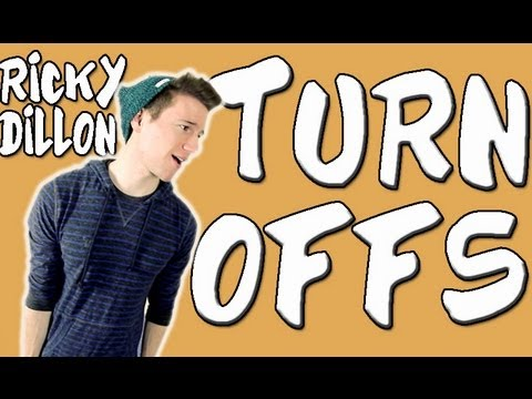 OBNOXIOUS TURN OFFS | RICKY DILLON