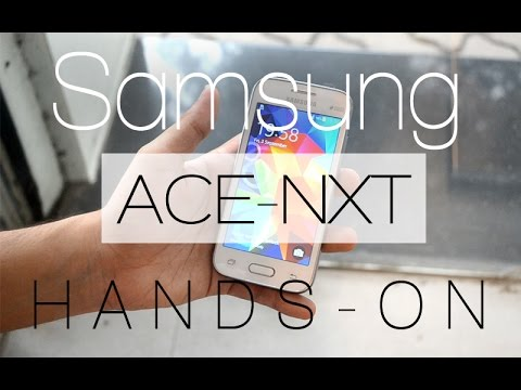 Samsung Galaxy Ace NXT (SM-G313H) Hands On Review!