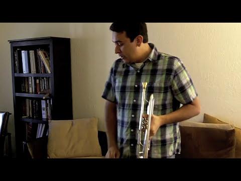 Como Tocar la Trompeta-Ejercisios de Articulacion