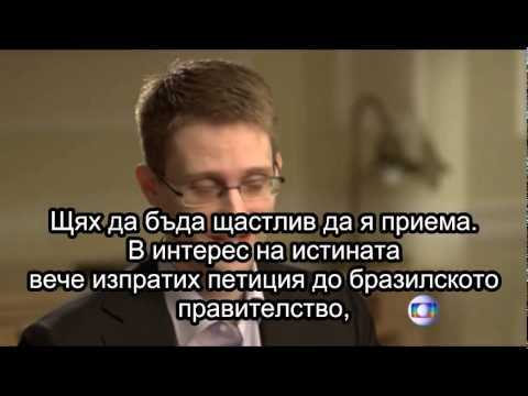 001   Video  Edward Snowden    Russia is better than prison