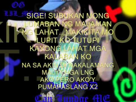 Kasingtibay Ng Gatilyo Ft Mcgunz.wmv video