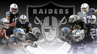 """2016 Oakland Raiders Hype Video - """"Welcome to the Show"""""""