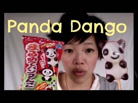 Panda Dango - Whatcha Eating? #80
