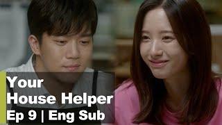 Ha Seok Jin Cooks For Sick BoNa! [Your House Helper Ep 9]