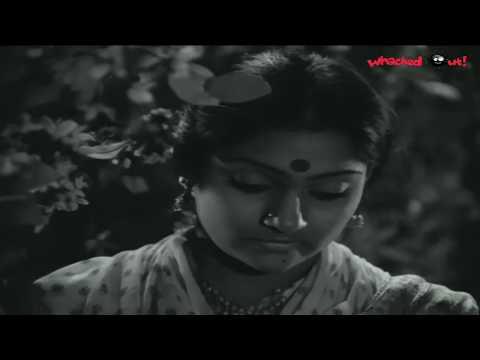 Madhavi & Chiranjeevi romantic scene - Kukka Katuku Cheppu Debba...