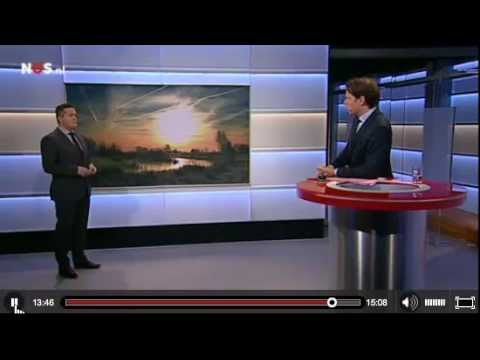 chemtrails on dutch news