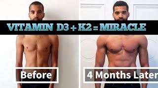 Vitamin D3 and K2 Benefits | Vitamin D3 aur K2 k fayde | Why D3+K2 ?