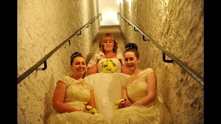 Crownhill Fort Wedding photography & video Plymouth Devon UK