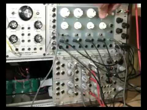 VERMONA - fourMulator (with FLAME Talking Synth Module)