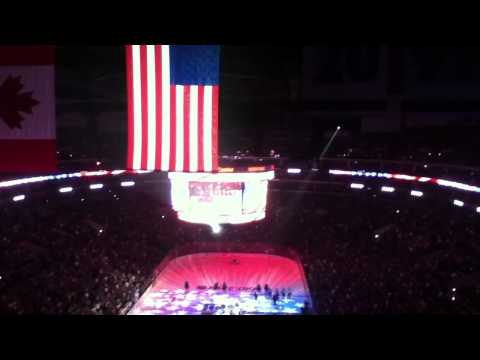 Pia Toscano - National Anthem LA Kings