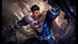 ĐỆ TAM-SỨC MẠNH ĐẤNG VÔ ĐỐI (SUPERMAN)