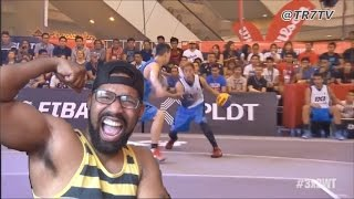 LMAO YOU CANT GUARD ME! TERRENCE ROMEO TOP 10 PLAYS VS FOREIGN PLAYERS REACTION!!!