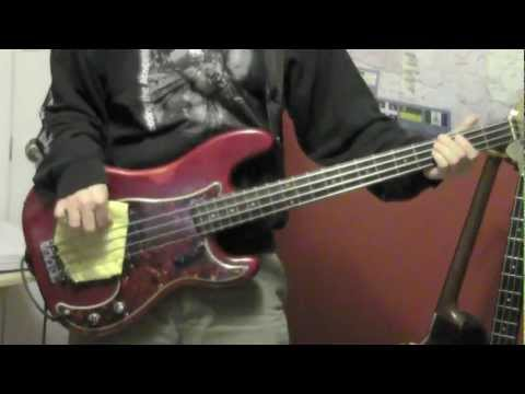 "MATHIEU LEGER PLAYS ""ROXANNE"" THE POLICE (BASS COVER)"