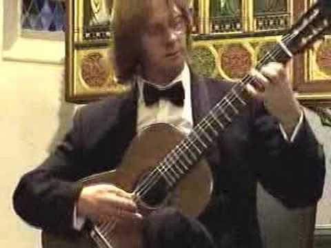 David Russell My Gentle Harp LIVE