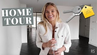 HOME TOUR - Our New Home in Amsterdam // Romee Strijd