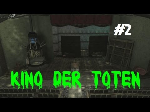 Custom Zombies - Kino der Toten Re-Make: Dragon's Breath Ammo? Hell Ya! (Part 2)