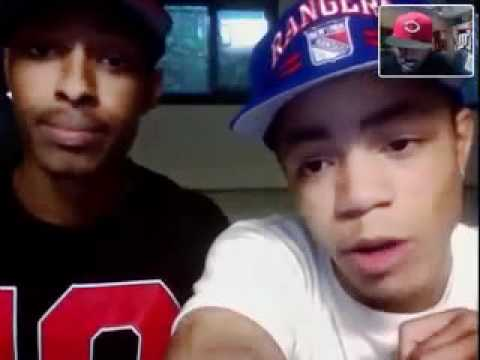 New Boyz video Chat with KUBE 93
