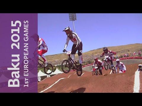 DAY 16 LIVE BMX | Baku 2015 European Games