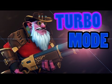 Dota 2 Turbo Mode - Sniper!