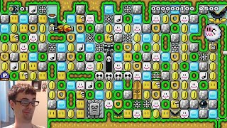 Mario Maker - Epic One-Screen Puzzles by Seanhip #4 (My Favorites So Far!)