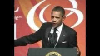 Obama Speaking at the Congressional Black Caucus