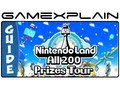 Frame from All 200 Nintendo Land Plaza Prizes A-Z w/ Description