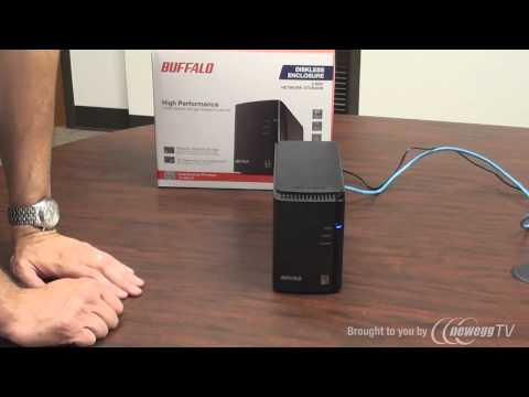 Product Tour: BUFFALO Diskless System Linkstation Pro Duo High Performance RAID Network Storage