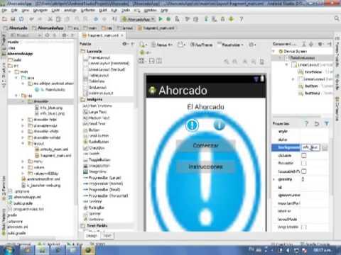 Crear proyecto de aplicación Android - Android Studio