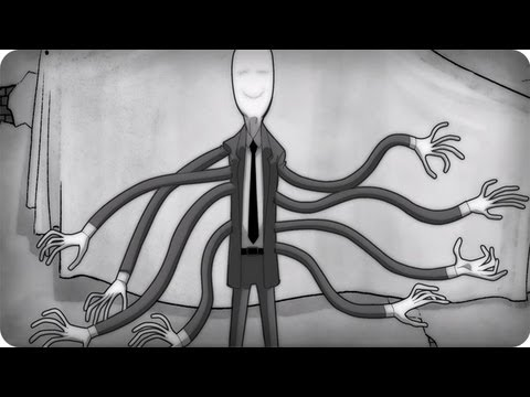 Sympathy For Slender Man Song video