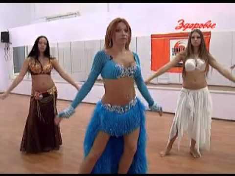 Восточные танцы - урок № 9